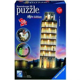 Ravensburger 3D 125159 Pisa (Noční edice)