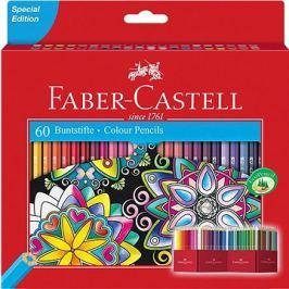 Faber-Castell Pastelky, 60 Barev