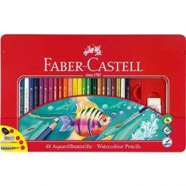 Faber-Castell Pastelky Akvarelové, 48 Barev
