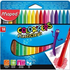 Maped Color Peps Plasticlean, 18 barev