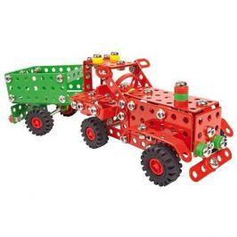 Alexander Malý konstruktér - Farmer Traktor s přívěsem