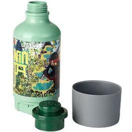 LEGO Ninjago láhev na pití - army zelená