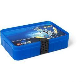 LEGO Nexo Knights Úložný box s přihrádkami - modrá