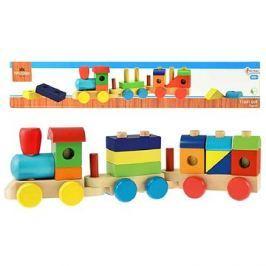 Vlak + 2 vagóny