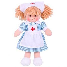Bigjigs zdravotní sestřička Nancy 25 cm