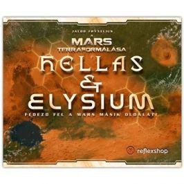 Mars: Teraformace – Hellas & Elysium