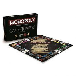 Monopoly Hra o Trůny, CZ