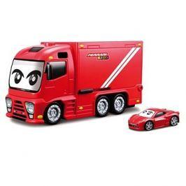 Bburago Ferrari Kids Truck vystřelovací