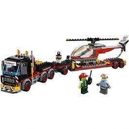LEGO City 60183 Tahač na přepravu těžkého nákladu