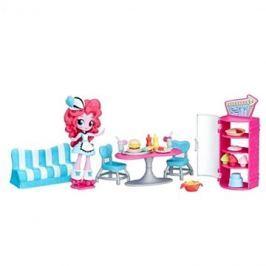Equestria Girls - Kavárna - Pinkie Pie