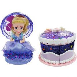 Cupcake sada Dort fialová