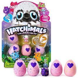 Hatchimals Sběratelská zvířátka 4+1, série II