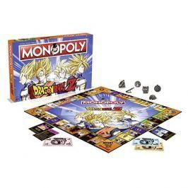 Monopoly Dragon Ball Z, ENG