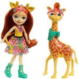 Enchantimals Gillian Giraffe & Pawl