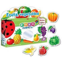 Pěnové magnety - obrázky zeleniny
