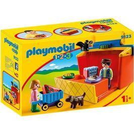 Playmobil 9123 Přenosný stánek