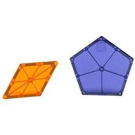 Magna-Tiles rozšiřuící set Polygony