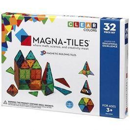Magna-Tiles 32 průhledná