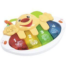 Let's play Dětské klávesy ve tvaru pejska