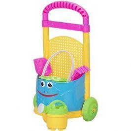Let's play Barevný vozík se sadou