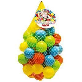 Dolu Barevné plastové míčky - 50 ks