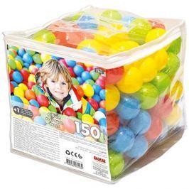 Dolu Barevné plastové míčky - 150 ks
