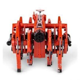 Hexbug Bojová tarantule – červená