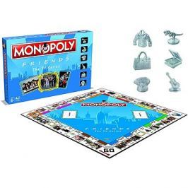 Monopoly Friends, ENG