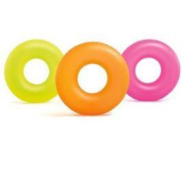 Intex Kruh plavací Neon