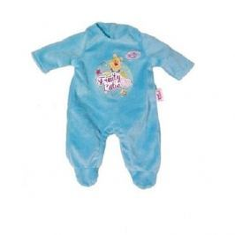 BABY Born Sametový overal modrý