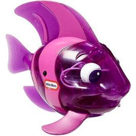 Svítící rybka - fialová