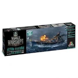 Italeri World of Warships 46502 – INJ Atago