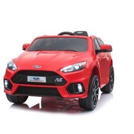Ford Focus RS - červené