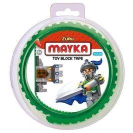 EP Line Mayka stavebnicová páska - 1m tmavě zelená