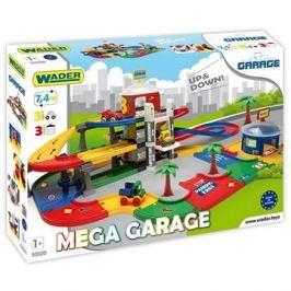 Mega garáž 3 patra