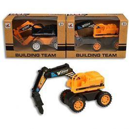 Stavební vozidlo - malé