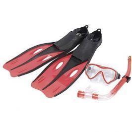 Dunlop Potápěcí set, velikost 32-34 červený