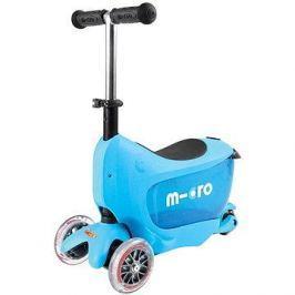 Micro Mini 2go Deluxe modrá