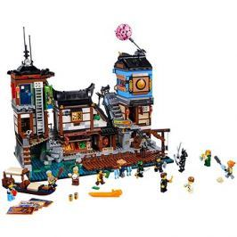 LEGO Ninjago 70657 Přístaviště