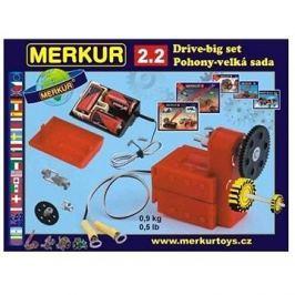 Merkur elektromotorek a převody