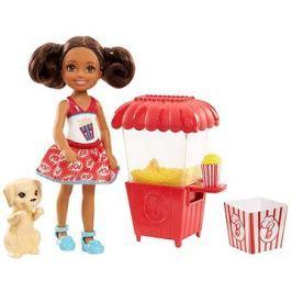 Barbie Vaření a pečení Chelsea - brunetka