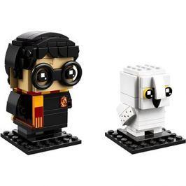 LEGO BrickHeadz 41615 Harry Potter a Hedvika