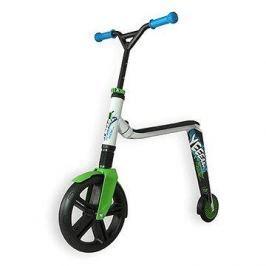 Scoot and Ride Highwaygangster zeleno-modrá