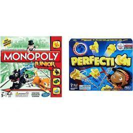 Monopoly Junior CZ a Perfection