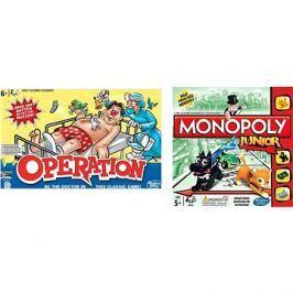 Monopoly Junior CZ a Operace