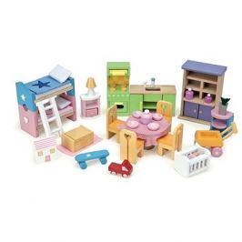 Le Toy Van Kompletní set nábytku do domečku