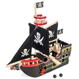 Le Toy Van Pirátská loď Barbarossa