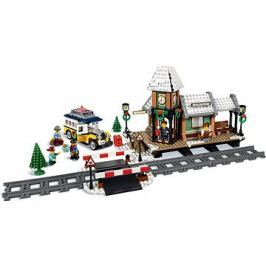 Lego Creator Expert 10259 Vánoční Nádraží