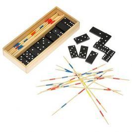 Domino 28ks + mikado