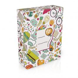 Dárková krabice Topgal GIFT BOX A